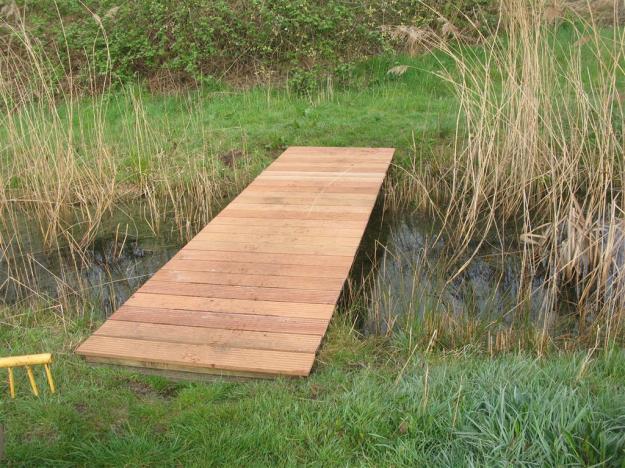 Voor Nieuwe brug gemaakt door Willem Heil