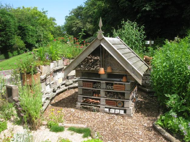insektenhotel tuinhuis Nico